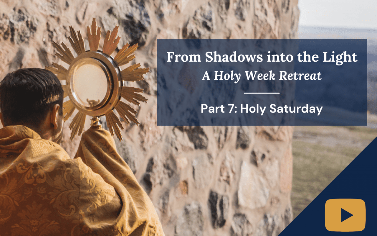 Thumbnail for Holy Week Retreat, Holy Saturday