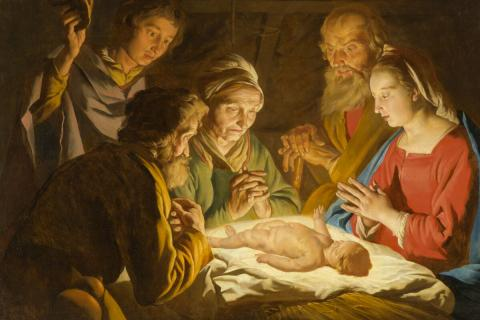The Coming of Christ: God's Surprising Rescue Mission