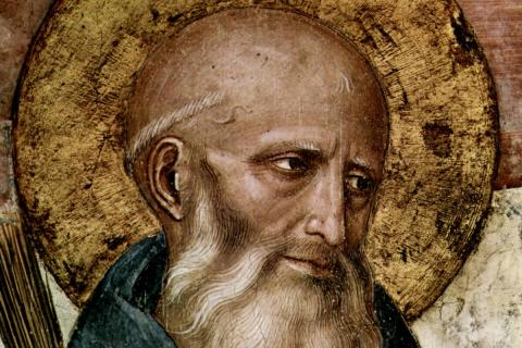 Saint Benedict and the School of Life