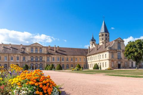 The Abbey of Cluny